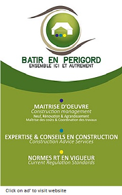 Batir Perigord click on ad'