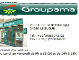 Groupama advert